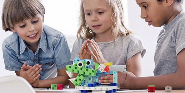 activité enfant codage robot