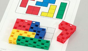 activité enfant puzzle robotique